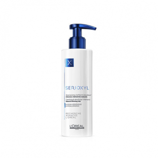 Sampon pentru par natural fin Loreal Professionnel Serioxyl Natural Thinning Hair 250ml