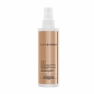 Spray pentru par deteriorat 10 in 1 Loreal Absolut Repair 100ml