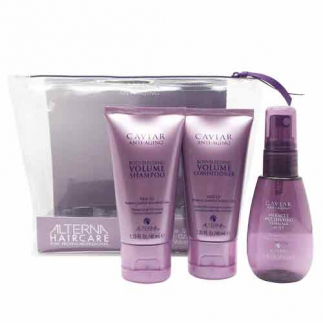 Set de calatorie Alterna Volume Travel trio
