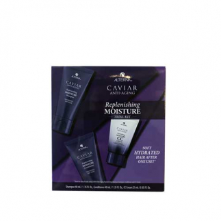 Set de calatorie Alterna Caviar Moisture Intense