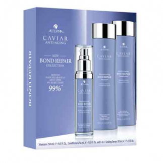 Set Alterna Caviar Bond Repair Trio box