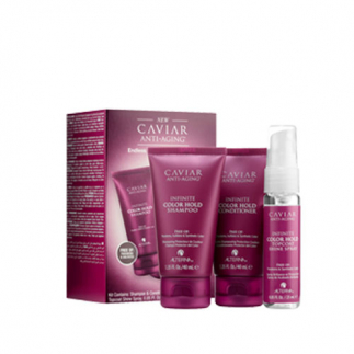 Set mini Alterna Caviar Color Hold