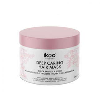 Masca reparatoare pentru par vopsit IKOO Deep Caring Hair Mask Color Protect and Repair 200ml