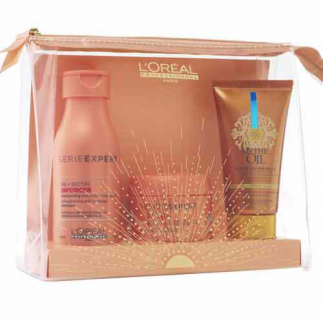 Set de calatorie Loreal Inforcer Travel Set