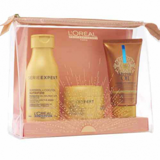 Set de calatorie Loreal Nurifier Travel Set