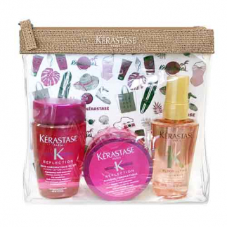Set de calatorie pentru par vopsit Kerastase Reflection Travel Set