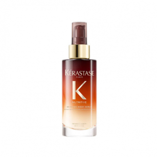 Ser de noapte pentru par deteriorat Kerastase Nutritive 8H Magic Night Serum 90ml