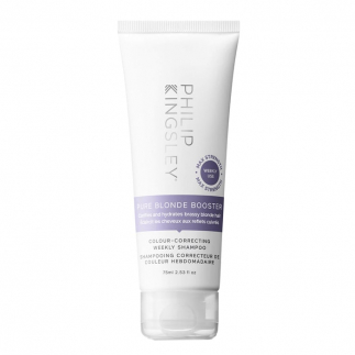 Sampon nuantator pentru par blond Philip Kingsley Pure Blonde Booster 75ml
