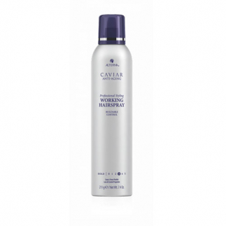 Fixativ cu extract de caviar, fixare usoara-medie Alterna Caviar Working Spray 250ml