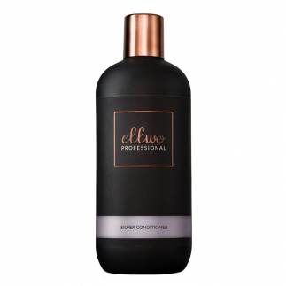 Balsam nuantator pentru par blond Ellwo Silver Conditioner 350 ml