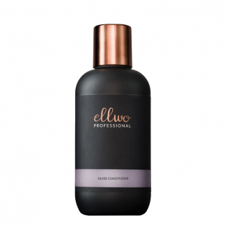 Balsam nuantator pentru par blond Ellwo Silver Conditioner 100 ml
