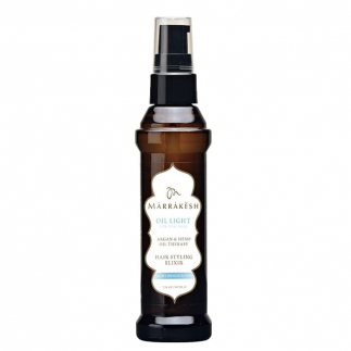 Elixirul pentru par cu ulei de canepa si argan 60ml Marrakesh Oil Light Hair Styling Elixir Light Breeze