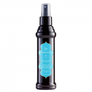 Spray pentru pieptanare facila cu ulei de canepa si argan 118 ml Marrakesh X Leave-In Treatment & Detangler Light breeze