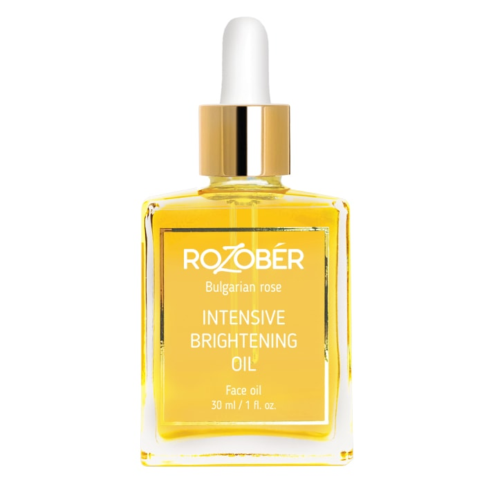Elixir iluminator pentru fata 100% natural Rozober Intensive Brightening Oil 30ml