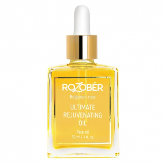 Elixir antirid pentru fata 100% natural Rozober Ultimate Rejuvenating Oil 30ml
