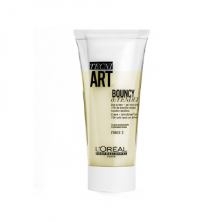 Gel pentru par cret sau ondulat Loreal Professionnel Tecni Art Bouncy and Tender 150 ml