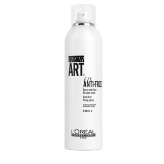 Spray pentru fixare anti-umiditate Loreal Professionnel Tecni Art Fix Anti-Frizz 250 ml