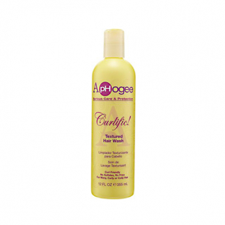 Sampon pentru par cret ApHogee Curlific! Textured Hair Wash 355ml