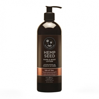 Lotiune pentru maini si corp Velvet Isle of You Hemp Seed 473ml