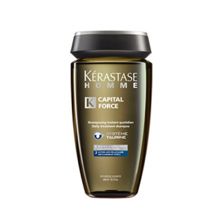 Sampon antimatreata pentru barbati Kerastase Capital Force 250ml