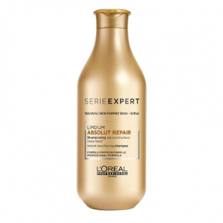 Sampon pentru par deteriorat Loreal Absolut Repair Lipidium 300 ml