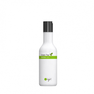 Sampon pentru par normal si usor deteriorat O'right Green Tea 100ml