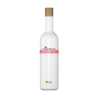 Sampon pentru volum O'right Peach Blossom 400ml
