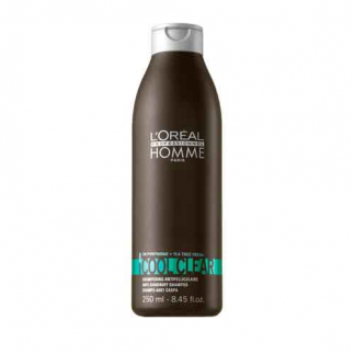 Sampon antimatreata Loreal Homme Cool Clear 250ml