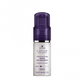 Sampon uscat Alterna Caviar Anti-Aging Sheer Dry 34gr
