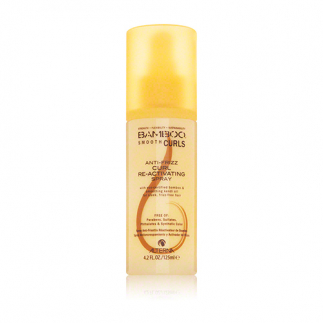 Spray activator pentru bucle Alterna Bamboo Reactivating Spray 125ml