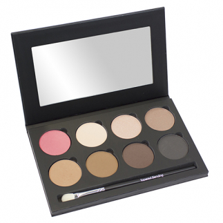 Paleta de farduri Bodyography Perfect Palette