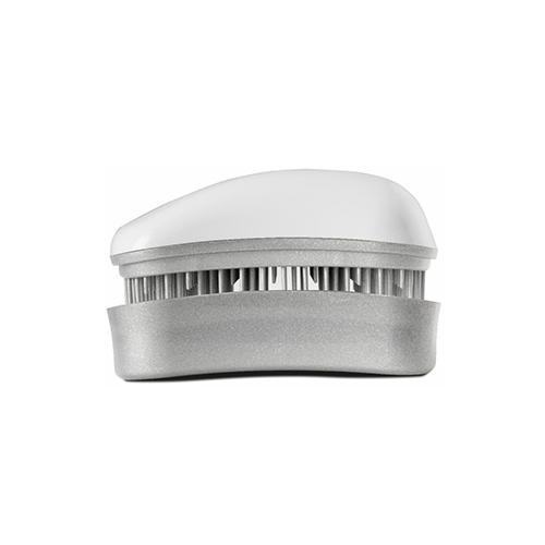 Mini Peria De Par Dessata Mini Alb Argintiu