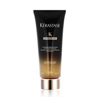 Exfoliant pentru scalp si par Kerastase Chronologiste Absolute Renovator Exfoliating Care 200ml