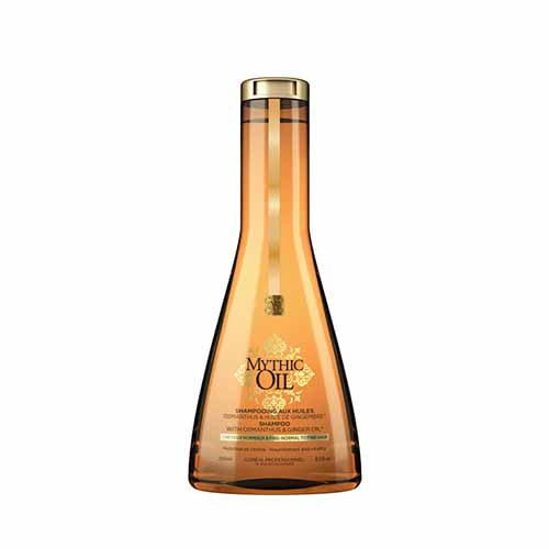 Sampon pentru par normal si fin Loreal Mythic Oil 250ml