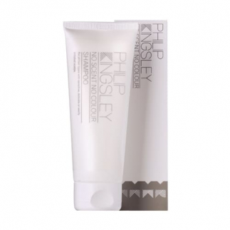 Sampon pentru scalp sensibil Philip Kingsley No Scent No Colour 75ml