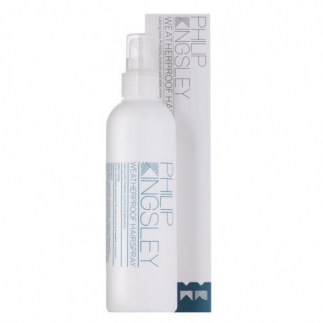 Spray de par cu fixare medie Philip Kingsley Weatherproof Hairspray 250ml