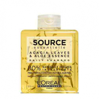 Sampon natural pentru uz zilnic Loreal Source Essentielle Daily 300ml